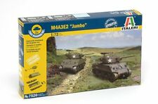 M4a3e2 Jumbo Kit 1 72 Italeri It7520