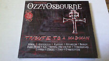 "CD ""HOMENAJE A OZZY OSBOURNE"" CD 15 TRACKS PRECINTADO SOBER BOIKOT S.A. LUJURIA"