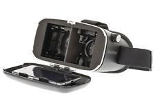 Sweex gafas de realidad virtual vr ar para iPhone Samsung Smartphone Negro/Plata