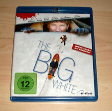 Blu Ray Film - The Big White - Robin Williams - Holy Hunter