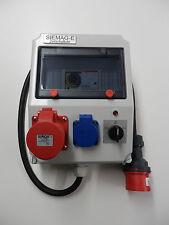 Rührwerk - Zeitschaltuhr für Kraftstrom 16A-400V für versch.Anwendungen