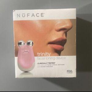 NuFACE Trinity Face Toning Device,~ NIB~ Free Shipping ~ Sealed!
