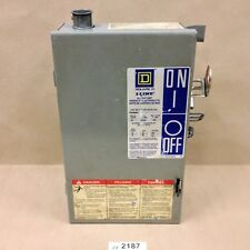Square D I-Line PQ3606G Busway-Switch, 60 Amp, 3 Phase 3 Wire, 600 VAC