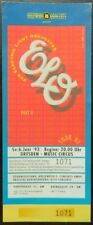 Electric Light Orchestra Part Two - Tickets lot of Germany,UK tours (1993/96/97)