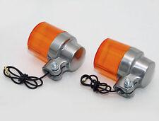 2 Blinker Honda ST50 ST70 XL125 CB100 CB400 CB500 CB750 E-geprüft (WN65-36140)