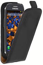 mumbi Flip Case Tasche für Samsung Galaxy S3 Mini Handy Hülle Schutz Cover Etui