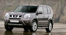 NISSAN XTRAIL X-TRAIL  2007-2013  FACTORY WORKSHOP SERVICE MANUAL 4X4 T31 SERIES