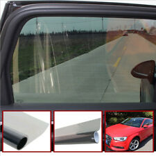 50cm*1M Black Glass Window Tint Shade Film VLT 70% Auto Car 1 Roll Universal