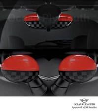 Genuine MINI Mirror Cover Caps Set - JCW Pro - F54/F55/F56/F57
