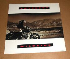 Loverboy Wildside Poster 2-Sided Flat Square 1987 Promo 12x12 RARE