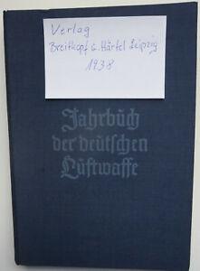 """T080 Breitkopf """" Jahrbuch der deutschen Luftwaffe """""""