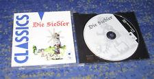 DIE SIEDLER 1 PC KULT Rarität die ersten Siedler PC KULT Klassiker mit Handbuch