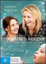 MY SISTER'S KEEPER (Cameron DIAZ Abigail BRESLIN Alec BALDWIN) Film DVD Region 4