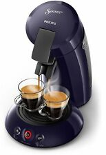 Senseo HD6554/40 Semi-automatique Machine café en capsules 0.7L Original Bleu