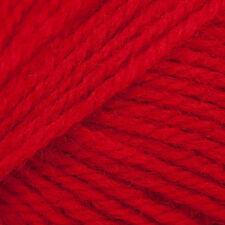 ROBIN Super Maglieria GROSSO filato acrilico/LANA 100g - 42 rosso