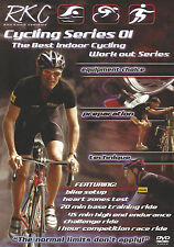 RICK KIDDLE COACHING CYCLING SERIES VOL 1 NEW INDOOR CYCLING WORKOUT Triathletes