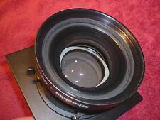 SCHNEIDER SYMMAR-S MC Multicoating 300mm f/5.6 Large Format Lens Sinar Lensboard