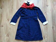 Vintage Russian Soviet USSR Uniform School Parade Uniform for Schoolgirl clothin