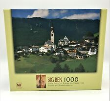 Sealed English Country Side BIG BEN 1000 Piece JIGSAW PUZZLE