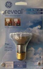 Ge Reveal 35-Watt Par20 Long-Life Indoor FloodLight w/Standard Medium Base - New