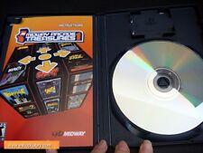 Midway Arcade Treasure PS2 Original Black Label!  MINT!