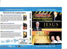 UCB-Dr Chuck Missler/Ravi Zacharias/Ray Comfort-2001/09-Religion Christian-3 DVD