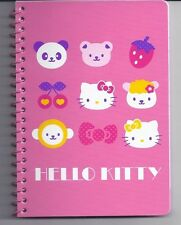 Sanrio Hello Kitty Spiral Notebook Friends