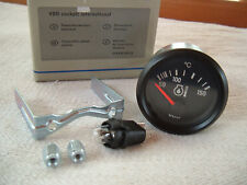 VDO ÖL TEMPERATURANZEIGE 150° INSTRUMENT OEL GAUGE 12V 52mm Cockpit int. VW BMW