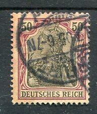 ALLEMAGNE EMPIRE, 1902-04, timbre CLASSIQUE n° 74, type e, oblitéré