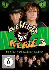 DIE WILDEN KERLE 3-DER FILM - VARIOUS   DVD NEU