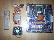 Retro Gaming Kit : Via KM400 Motherboard + Athlon XP 2500+ + 512MB DDR + Radeon