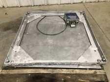 """Mettler-Toledo 36"""" X 36"""" Floor/Platform Scale w/ Weight Indicator 10,000lb"""