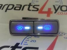 MONDEO MK3 04-07 BLUE & WHITE LED HEATED SCREEN DEMISTER SWITCH + FREE UK POST