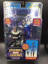 "Marvel Legends BULLSEYE Variant + Blue Foil 6"" Figure ToyBiz GALACTUS BAF RARE"