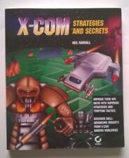 X-COM STRATEGIES AND SECRETS - UFO Enemy Unknown Strategy Guide - PB ExC