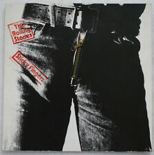 LP The Rolling Stones Sticky Fingers RSR COC 59100 Germany 1971 Warhol