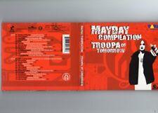 Mayday - Troopa Of Tomorrow - 2CD TECHNO TECH HOUSE ELECTRO