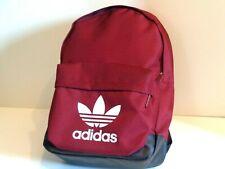 Adidas Ess KA Backpack Bag Burgundy