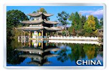 CHINESE PAGODA CHINA MOD2 FRIDGE MAGNET SOUVENIR IMAN NEVERA