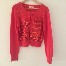 Alanna Hill 'My Missing Heart' Cardigan. Worn Once. Size 14