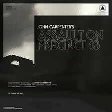 "John Carpenter Assault on Precinct 13/The Fog 12"" Vinyl Record soundtrack lp NEW"