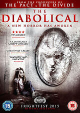 Diabolical, The (DVD) (NEW AND SEALED) (REGION 2) (FREE POST)