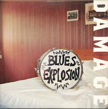 Blues Explosion Damage RARE promo advance CD '04