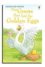 The Goose That Laid the Golden Egg: Level 3 by Mairi MacKinnon (paperback, 2006)