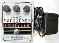 Used Electro-Harmonix EHX Frequency Analyzer Ring Modulator Guitar Effects Pedal