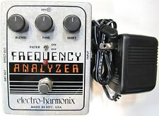Used Electro-Harmonix EHX Frequency Analyzer Ring Modulator Guitar Effects Pedal