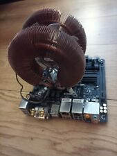 i5 6500 cpu + Gigabyte GA-Z170N-WIFI mini itx motherboard + zalman cooler