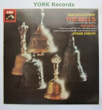 ASD 3284 - RACHMANINOV - The Bells PREVIN London Symphony Orch - Ex LP Record