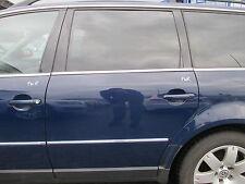 Tür hinten links VW Passat 3B 3BG Variant maritimblau LA5E blau
