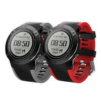 Running Watch GPS Sports Fitness Tracker Walking Heart Rate Waterproof Compass